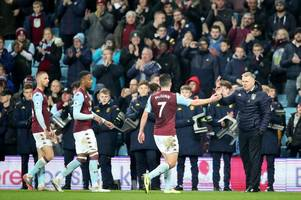 'without a shadow' - dean smith provides john mcginn carabao cup final update