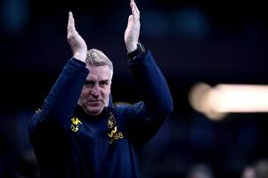 aston villa news live: dean smith given major boost as man city frustrations are reported