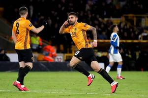 'one of the best' - pundit makes manchester united claim about wolves star