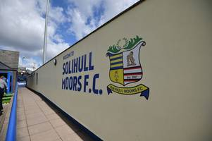 the solihull moors message to aston villa, birmingham city and west brom fans