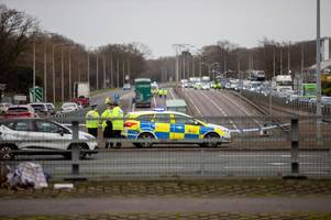 a127 rayleigh weir traffic: police reveal pedestrian was hit by lorry in fatal crash