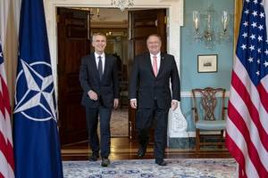 nato chief hails us-taliban deal as opening for 'sustainable peace'
