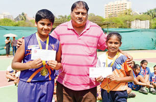 Vibgyor, Rajhans are champs