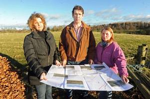 dumfries residents call on councillors to reject plans for new cemetery on castle douglas road