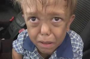 fundraiser for bullied australian boy quaden bayles reaches £200k