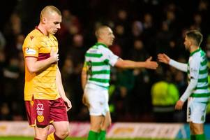 motherwell defender liam grimshaw targets european football next term - if he can earn new deal