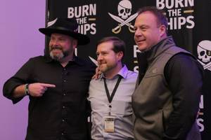 burn the ships addresses the unique needs of entrepreneurs in all stages of their businesses