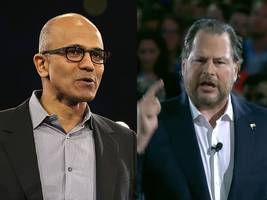 As Microsoft makes one its fastest-growing cloud software businesses available for government, it will ramp up pressure on rivals like Salesforce, analysts say (MSFT, CRM)