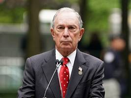 Mike Bloomberg's social media strategy is under fire as Twitter suspends 70 pro-Bloomberg accounts for platform manipulation
