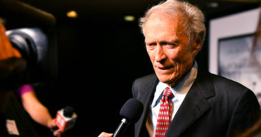 clint eastwood says 'best thing' would be to 'get mike bloomberg' in white house, not trump