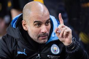 pep guardiola opens up on man city's transfer plans following ffp ban