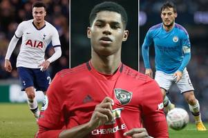 The Premier League's most loyal squad as Man Utd are dethroned from top spot