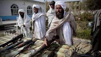 taliban, u.s. begin temporary truce seeking to end war in afghanistan