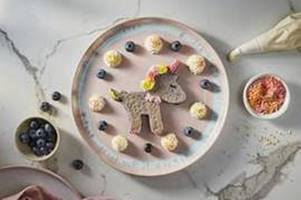 you can buy a unicorn pancake mould for shrove tuesday