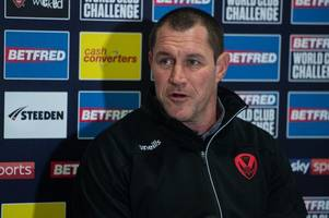 every word kristian woolf said after st helens' world club challenge loss to sydney roosters