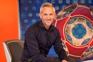 gary lineker reveals where leicester v man city features on match of the day running order