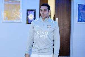 Leicester City v Manchester City live: Build-up and team news from the King Power Stadium