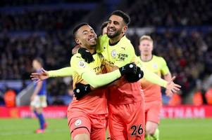 'Magician' - Man City fans rave about Foxes old boy in win over Leicester City