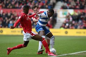 nottingham forest 0 v 0 qpr live reaction: reds forced to settle for a point after goal disallowed