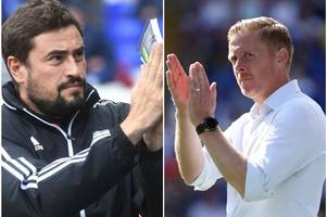 birmingham city vs sheffield wednesday live: pep clotet and garry monk go head to head at st andrew's
