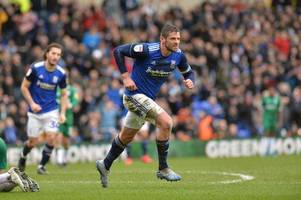 birmingham city 3 sheffield wednesday 3 live: all the reaction as scott hogan saves day for blues