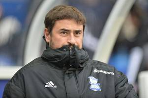 'you can see it' - why birmingham city fans are being told to lay off pep clotet