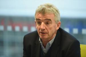 ryanair boss michael o'leary sparks fury after calling for extra airport checks on muslim men