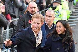 Prince Harry and Meghan's tensions with palace clear in startling new statement