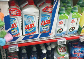 Home cleaning products may increase risk of childhood asthma