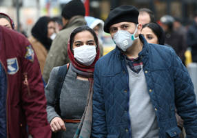 iran's government and media lied about coronavirus outbreak, riots erupt