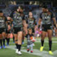 rugby league: bullying victim quaden bayles leads nrl indigenous all stars onto cbus super stadium