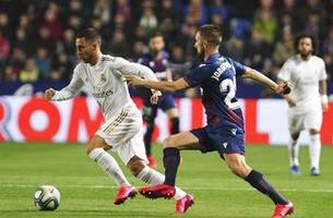 madrid's hazard suffers another fracture to right leg