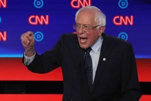 Bernie Sanders Declared Winner of Nevada Caucuses