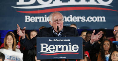 bernie sanders 2020 is now trump 2016, and it will not end well for the country