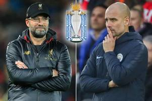 arsenal legend thierry henry heaps praise on liverpool and man city tactics