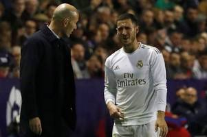 eden hazard suffers broken ankle as real madrid winger to miss man city clash and more