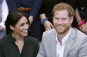 prince harry and meghan markle's secret sly dig at beatrice and eugenie in explosive new statement