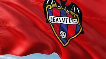 La Liga: Levante 1-0 Real Madrid