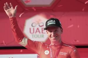 pascal ackermann takes opening stage of uae tour 2020