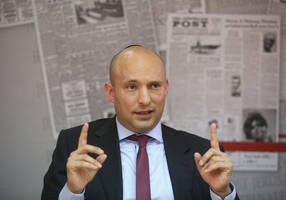 bennett: hebron's tomb of patriarchs must be part of us sovereignty map