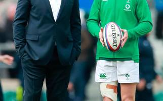 'i've to look at myself': andy farrell leads assessment of ireland defeat as sexton bemoans defensive errors