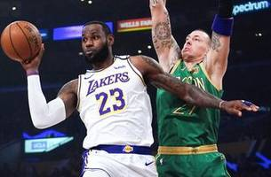 Colin Cowherd: Win against Celtics further cemented that the Lakers are LeBron's team — not Anthony Davis'