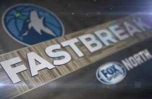 wolves fastbreak: nuggets' big men too much for timberwolves