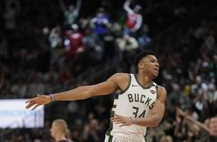 bucks first to clinch playoff spot — after just 56 games