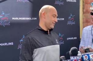 Marlins CEO Derek Jeter on spring training, Astros cheating scandal