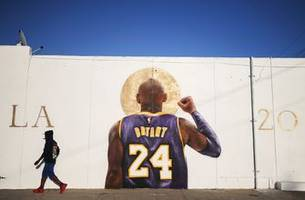 the celebration of life – a live look at kobe bryant's memorial at staples center