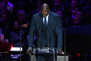 Shaquille O'Neal Pays Tribute to Kobe Bryant: He Was a 'Loyal Friend and True Renaissance Man'