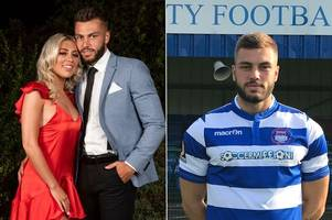 love island winner finn tapp expected to make non-league football return with oxford city