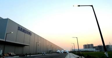 samsung temporarily shuts down a factory in south korea due to coronavirus