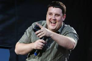 peter kay makes huge return with new 2020 dance for life tour